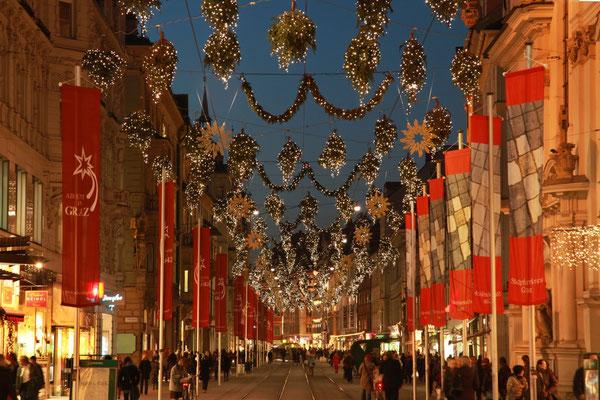 Graz Christmas market Copyright - Graz Tourismus / Manfred Lach