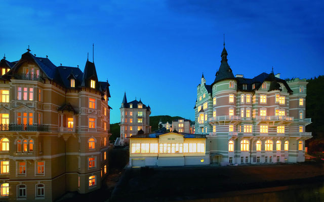 Westend Savoy Hotel - Best Wellness hotels in Europe -  European Best Destinations