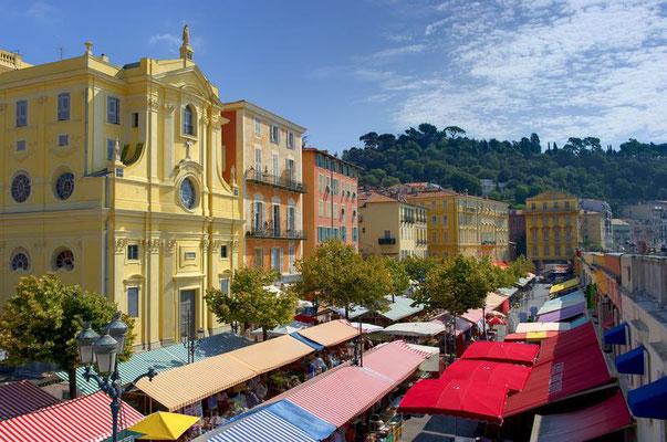 Best Christmas Markets in Europe - Nice Christmas Market - Copyright OTC Nice - European Best Destinations