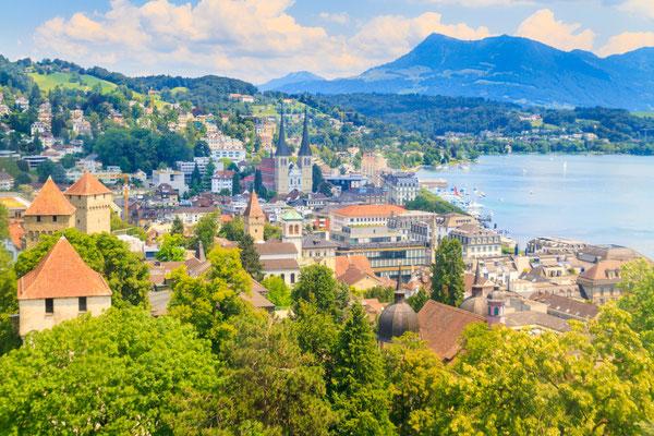 Lucerne - Copyright Bertl123