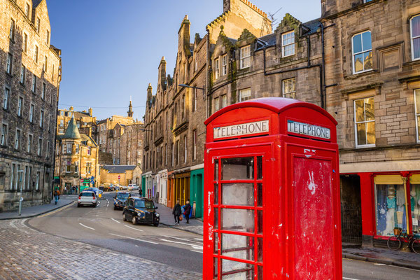 Edinburgh European Best Destinations Copyright  f11photo