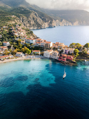 Kefalonia island, Greece - Copyright nicocene