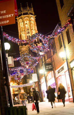York Christmas Market - Best Christmas Markets in the UK copyright VisitYork.org