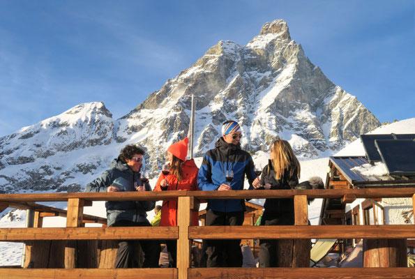 Best Ski Resorts in Europe - Cervinia Valtournenche - Copyright Enrico Romanzi