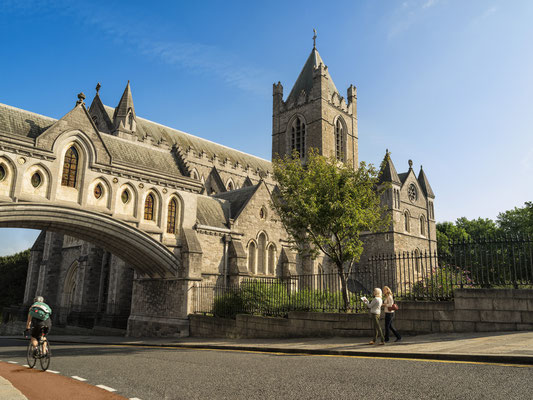 Christ Church Cathedral, Dublin - Copyright Ireland.com