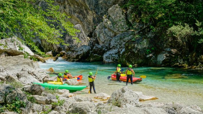 Rafting Soca Valley copyright  Flystock