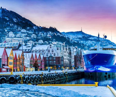 Bergen European Best Destinations Copyright Tatyana Vyc