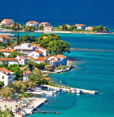 Island of Ugljan, Dalmatia, Croatia - Copyright xbrchx
