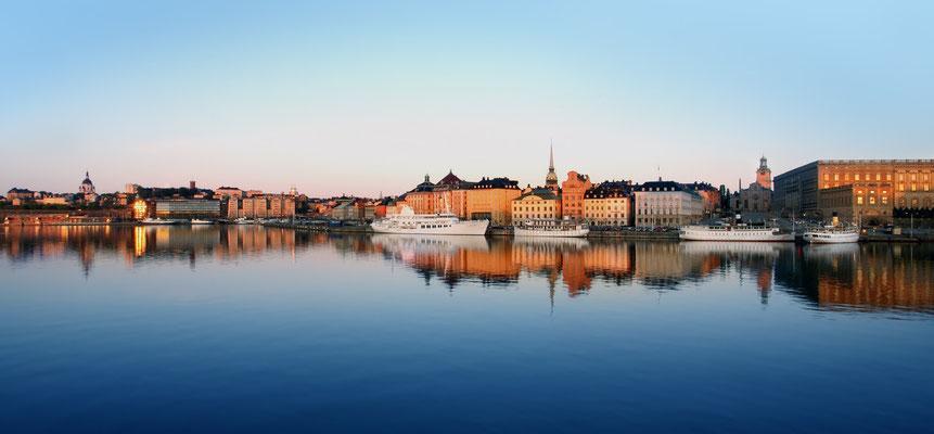 Stockholm, Sweden - Copyright Visit Stockholm