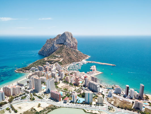 Calpe European Best Destinations - Best Destinations to visit in Spain - Copyright  Alex Tihonovs