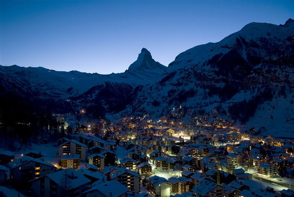 Zermatt European Best Ski Resorts - Copyright Kurt Müller