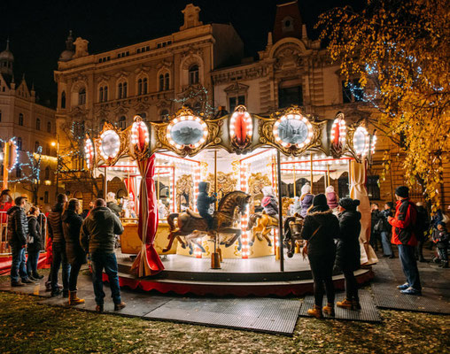 Advent in Zagreb - European Best Christmas Markets - Copyright Marija Gasparovic