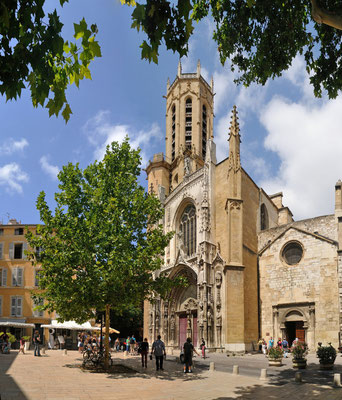 Aix-en-Provence - European Best Destinations - Copyright Aix-en-Provence Tourism Office