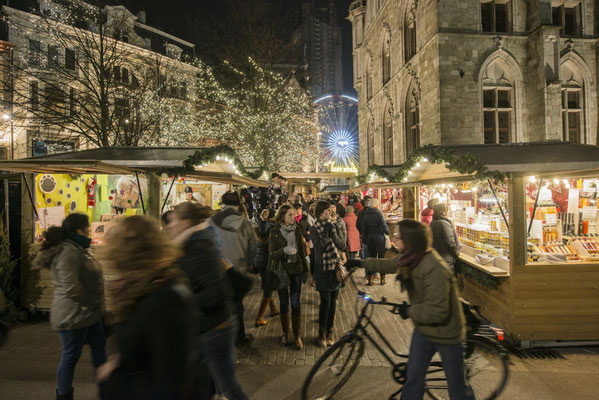 Christmas Market Ghent - Copyright www.gentsewinterfeesten.be - European Best Destinations