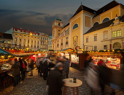 Vienna Christmas Market Copyright Christian Stemper - Wien Tourismus