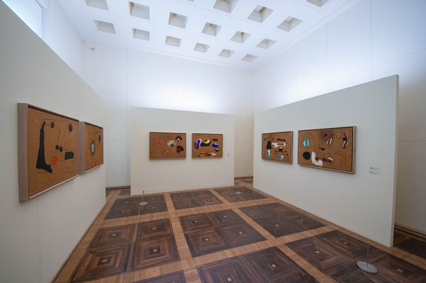 Joan Miro exhibition - Serralves Foundation