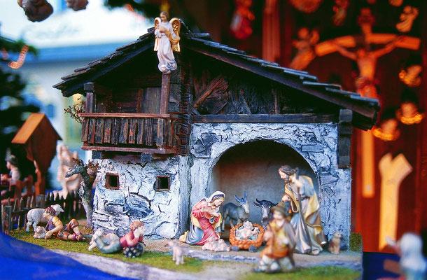 Brixen Christmas Market - Copyright Krause & Johansen