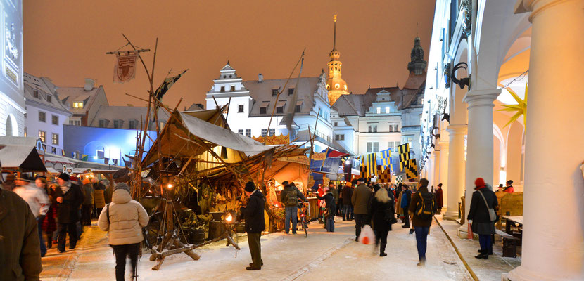 Dresden Christmas market - Copyright schmied im stallhof