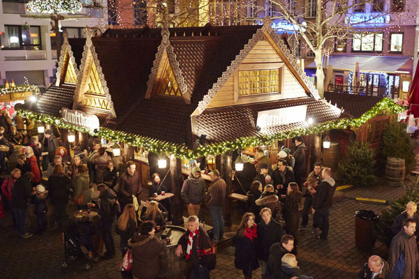 Cologne Christmas Market © Dieter Jacobi / KölnTourismus GmbH