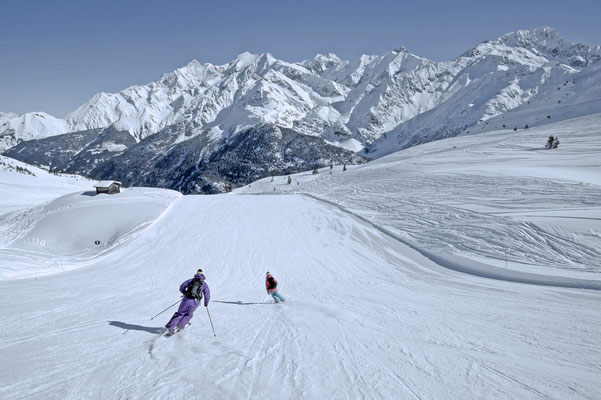 Les Contamines-Montjoie Ski Resort, French Alps ©NicolasJOLY