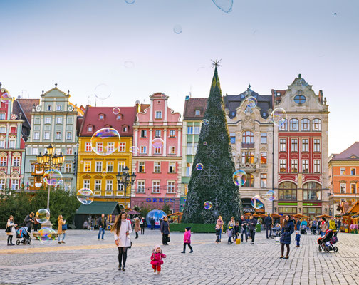 Wroclaw - European Best Destinations - Copyright Mariia Golovianko