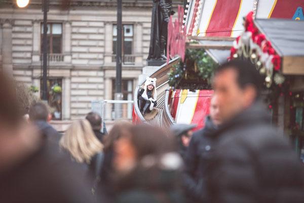 Glasgow Christmas Market - Copyright Glasgow City Marketing Bureau