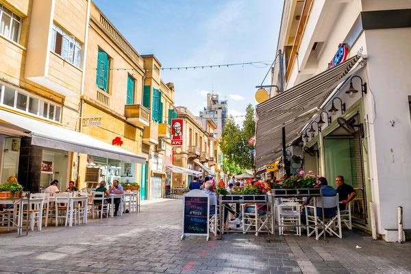 Onasagorou street Nicosia-Cyprus by kirill_makarov - shutterstock