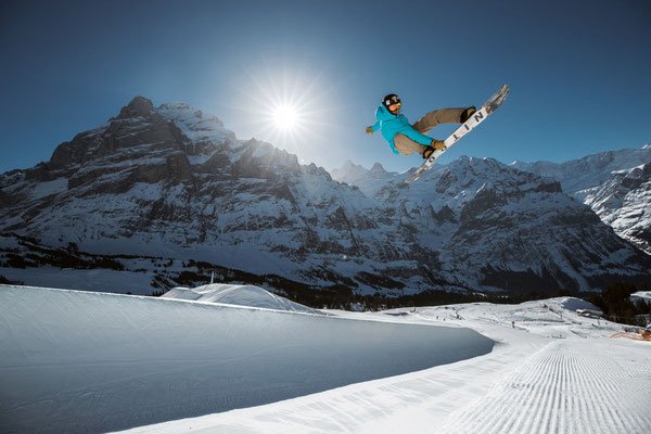 Jungrau - European Best Ski Resorts - Copyright Jungfraubahnen - European Best Destinations