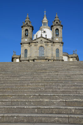 Sameiro Sanctuary near Braga, Portugal © European Best Destinations