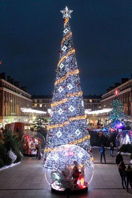 Amiens Christmas Market - Copyright Sébastien COQUILLE / Amiens Metropole