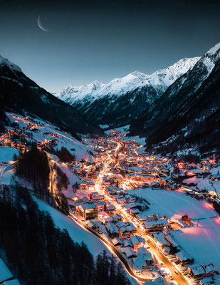 Best ski resorts in Europe - Sölden - Copyright www.soelden.com