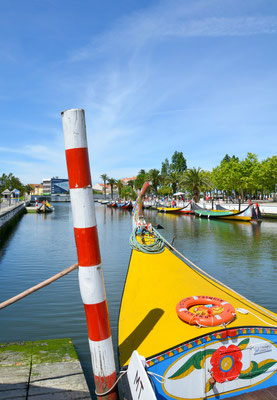 Aveiro canal, Portugal © European Best Detinations