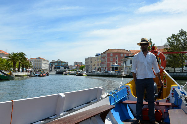 Aveiro, Portugal © European Best Detinations