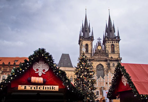 Christmas in Prague - Copyright  Jan Placek