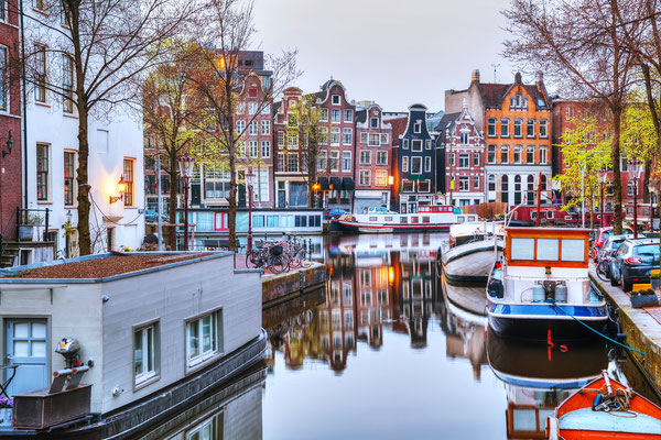Amsterdam © andreykr / Fotolia
