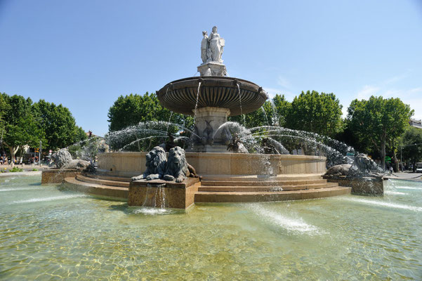 Aix-en-Provence France - European Best Destinations - Copyright Aix-en-Provence Tourism Office