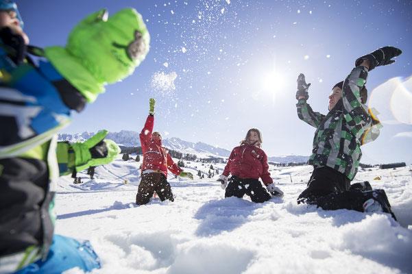 European Best Ski Resorts - Val Gardena in Italy - Copyright Val Gardena.it - European Best Destinations