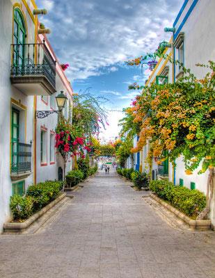 Puerto de Mogan copyright Rolf E. Staerk