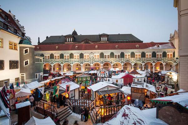 Dresden Christmas Market © Frank Grätz / Dresden.de