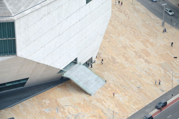 Casa da Musica, Porto, Portugal © European Best Destinations
