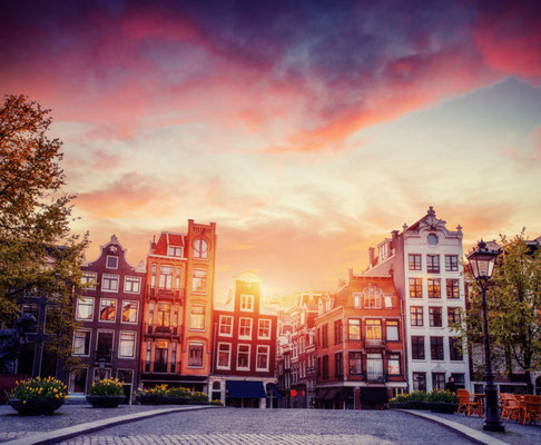 Amsterdam European Best Destinations - Copyright Standret