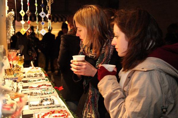 Oxford Christmas Market - Copyright Visit Oxford and OxfordShire