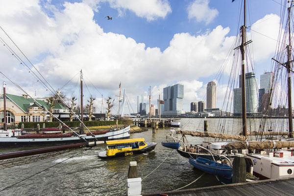 Rotterdam European Best Destinations - Copyright Guido Pijper / rotterdam.info