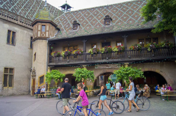 Colmar - Place de l'ancienne Douane - Copyright Colmar Tourisme