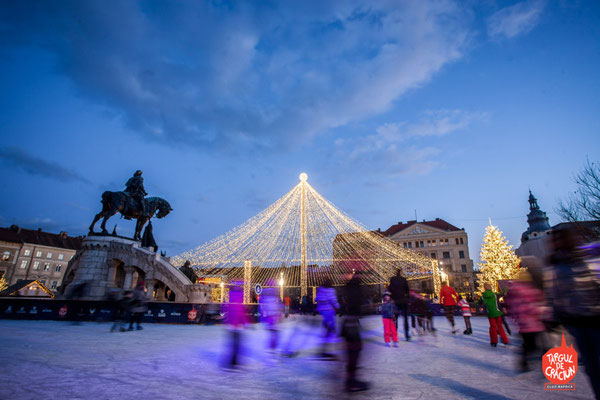Best Christmas Markets in Europe - Cluj-Napoca Christmas Market - Copyright familiondecraciun.ro - European Best Destinations
