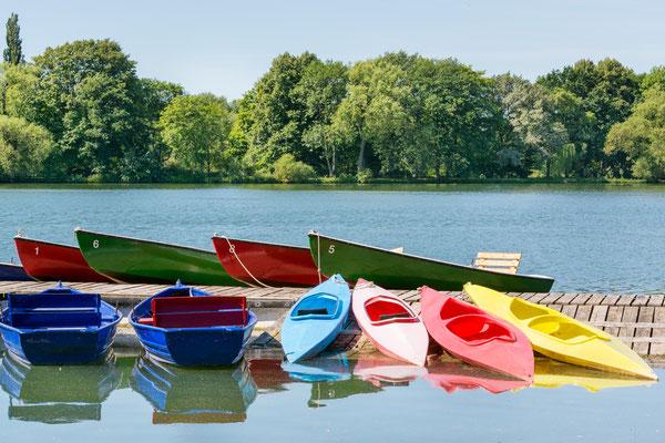 Hannover river boats copyright Villy Yovcheva