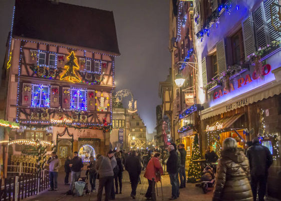 Christmas City Break in Colmar - Copyright Colmar Tourisme