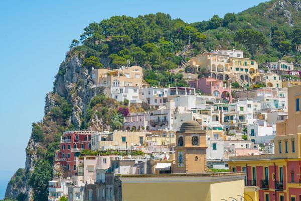 Capri - European Best Destinations - The village of Capri - Copyright Paul Brady Photography