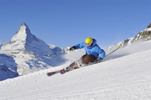 Zermatt European Best Ski Resorts - Copyright Michael Portmann