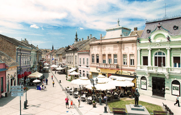 Novi Sad European Best Destinations - Copyright Tourist Organization of The City of Novi Sad